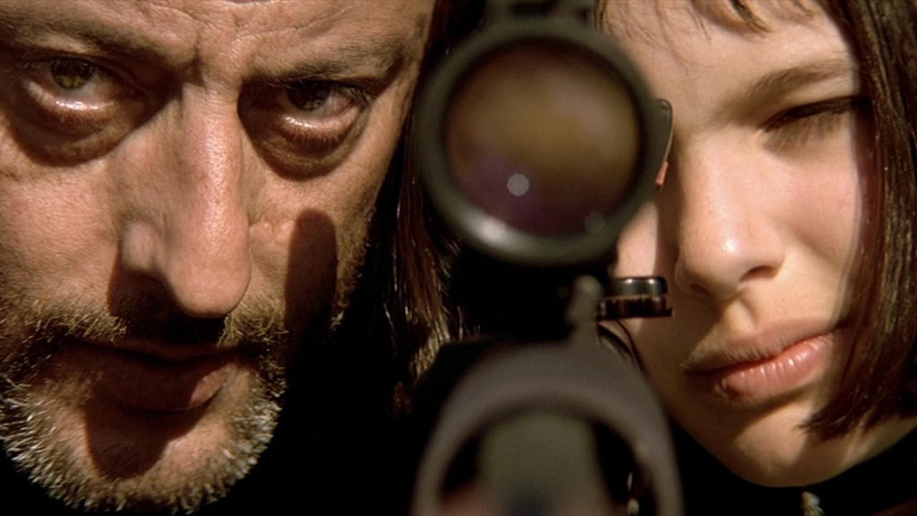 leon the professional and the girl